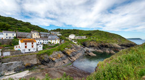 The Cornwall Coast Royalty Free Stock Images