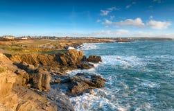 Cornwall Coastline Stock Images