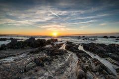 Cornwall Coastline Stock Image
