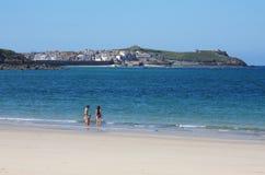 Cornwall in Engeland Royalty-vrije Stock Foto