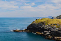 Cornwall landscape. Royalty Free Stock Photography