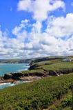 Cornwall. Port Isaac wonderland Stock Photography