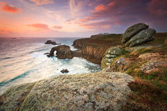 Cornwall, UK. Royalty Free Stock Photos