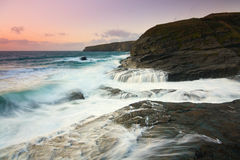 Cornwall, UK. Royalty Free Stock Photo