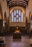 Coro da igreja de Greyfriars, Edimburgo, Escócia, Reino Unido foto de stock royalty free