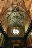 Coro de la iglesia del monasterio de Jeronimos Imagen de archivo libre de regalías