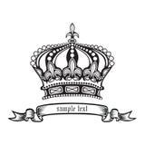 Coroa. ilustração do vetor