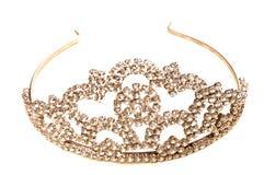 Coroa bonita para uma menina bonita Imagens de Stock Royalty Free