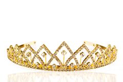 Coroa da rainha Foto de Stock Royalty Free