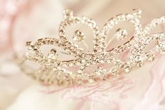 Coroa do casamento Imagem de Stock Royalty Free