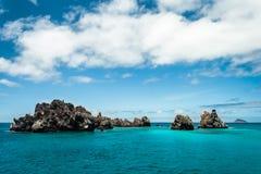 Coroa do diabo, consoles de Galápagos Fotografia de Stock Royalty Free