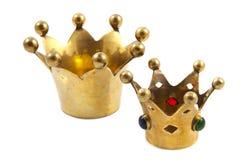 Coroa dos reis foto de stock