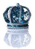 Coroa isolada no branco Imagens de Stock Royalty Free