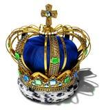 Coroa real Imagem de Stock