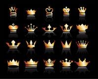 coroas Fotos de Stock