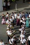Coroczny świętowanie patron w Carmona 29 Obrazy Royalty Free