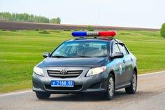 Corolla της TOYOTA στοκ εικόνες με δικαίωμα ελεύθερης χρήσης