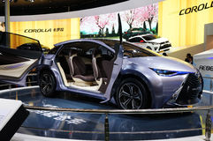 Corolla της Toyota στοκ εικόνες