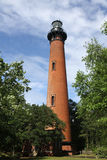 Corolla-Strand-Leuchtturm Lizenzfreie Stockfotografie