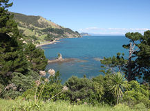 Coromandel Coast Royalty Free Stock Images