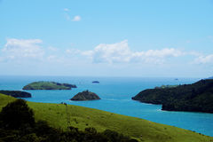 Coromandel Peninsula, New Zealand Stock Photos