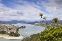 Coromandel Tairua New Zealand stock photography