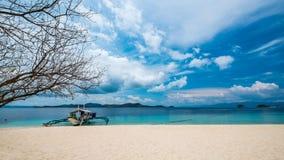 Coron海岛 库存图片