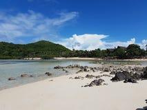 Coron,巴拉望岛菲律宾 免版税库存图片