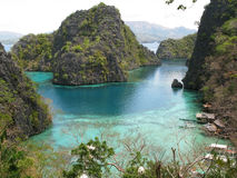 Coron island Stock Photography