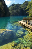 Coron Island Paradise 2 Royalty Free Stock Photography