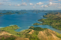 Coron island, Philippines Royalty Free Stock Photos
