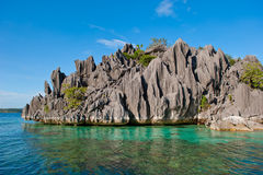 Coron island, Philippines Stock Photos