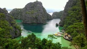 Coron Palawan Royalty Free Stock Photos