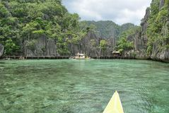 Coron, Palawan Royalty Free Stock Photos
