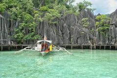 Coron Palawan, Philippines Royalty Free Stock Photography