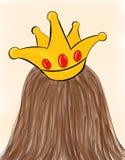 corona stock de ilustración