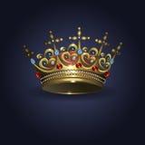 corona Imágenes de archivo libres de regalías