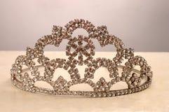 Corona adorabile per una bella ragazza 3 Fotografia Stock Libera da Diritti