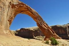 Corona Arch Stock Photo