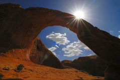 Corona Arch Royalty Free Stock Photography