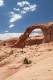 Corona Arch Photos libres de droits