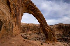 Corona Arch Arkivfoto