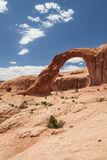 Corona Arch Royalty Free Stock Photos