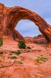 Corona Arch Stock Photography
