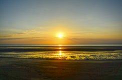 Corona Beach Royalty-vrije Stock Afbeeldingen