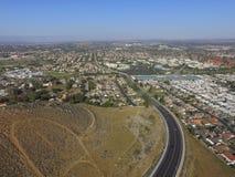 Corona California Foto de archivo libre de regalías
