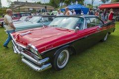 Corona 1957 de Dodge Fotos de archivo libres de regalías
