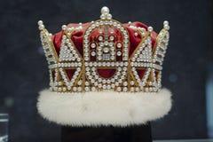 Corona de la perla fotos de archivo libres de regalías