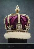 Corona de la perla imagen de archivo libre de regalías