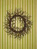 Corona decorativa Fotografia Stock